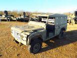 Lot 13599 - Land Rover Defender 110 Hard Top