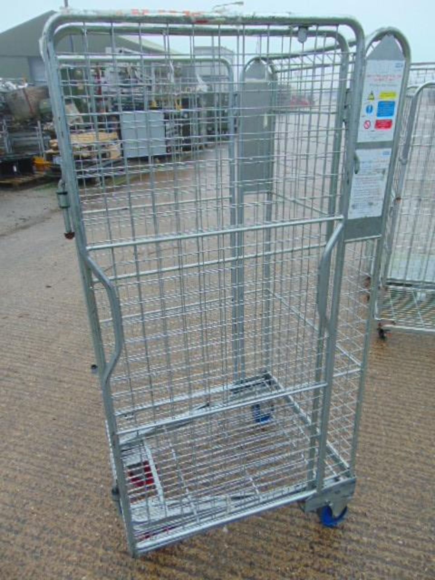 Lot 27321 - Qty 5 x Stock Cages