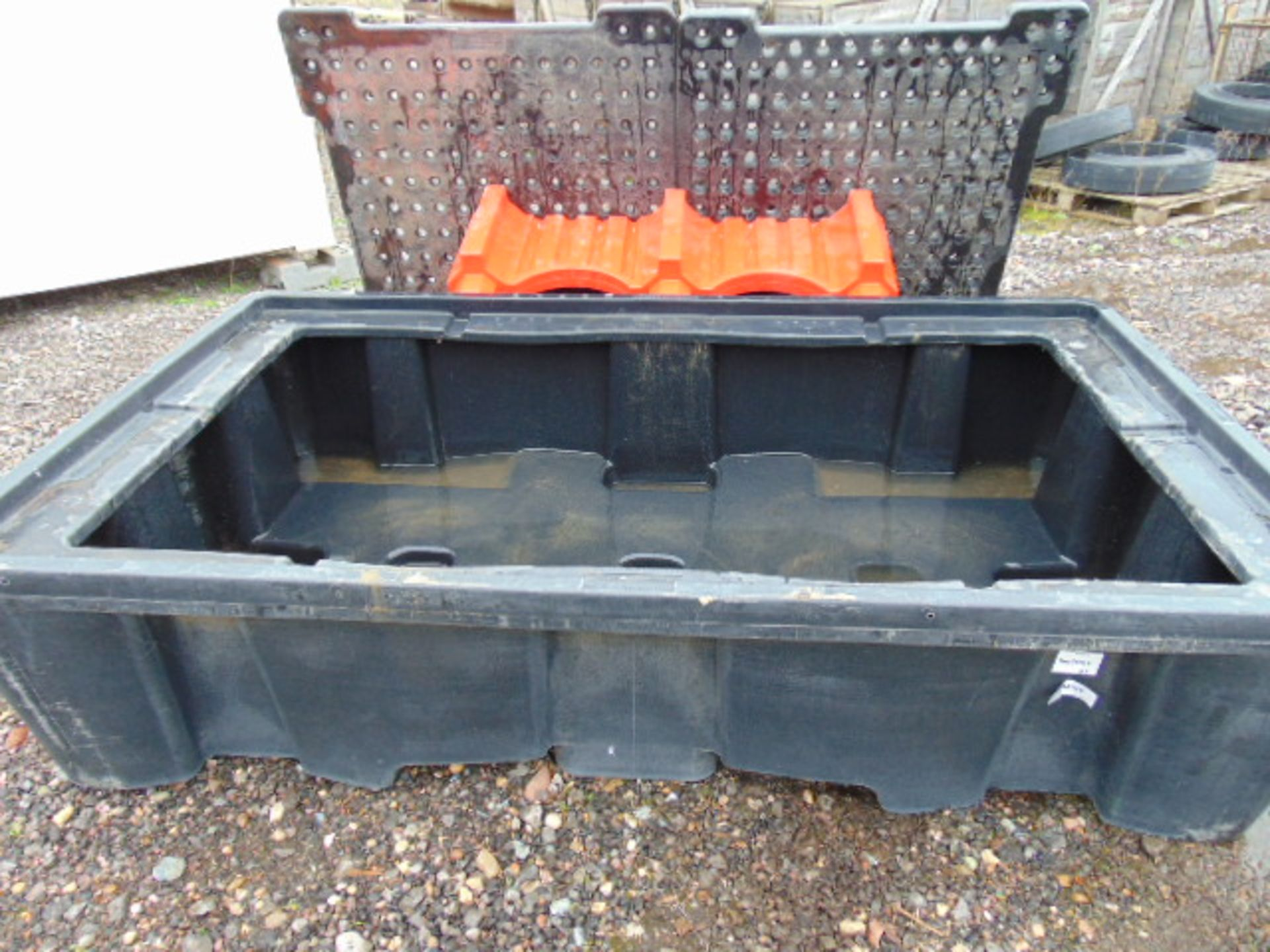 Lot 27228 - New & Unused IBC Container Spill Pallet