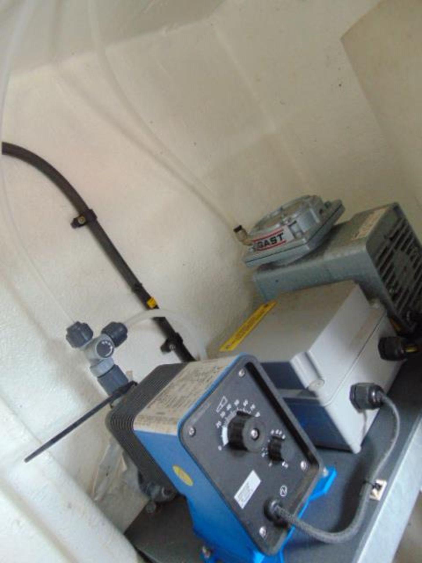 Lot 25827 - Nanovapor Filtration Unit