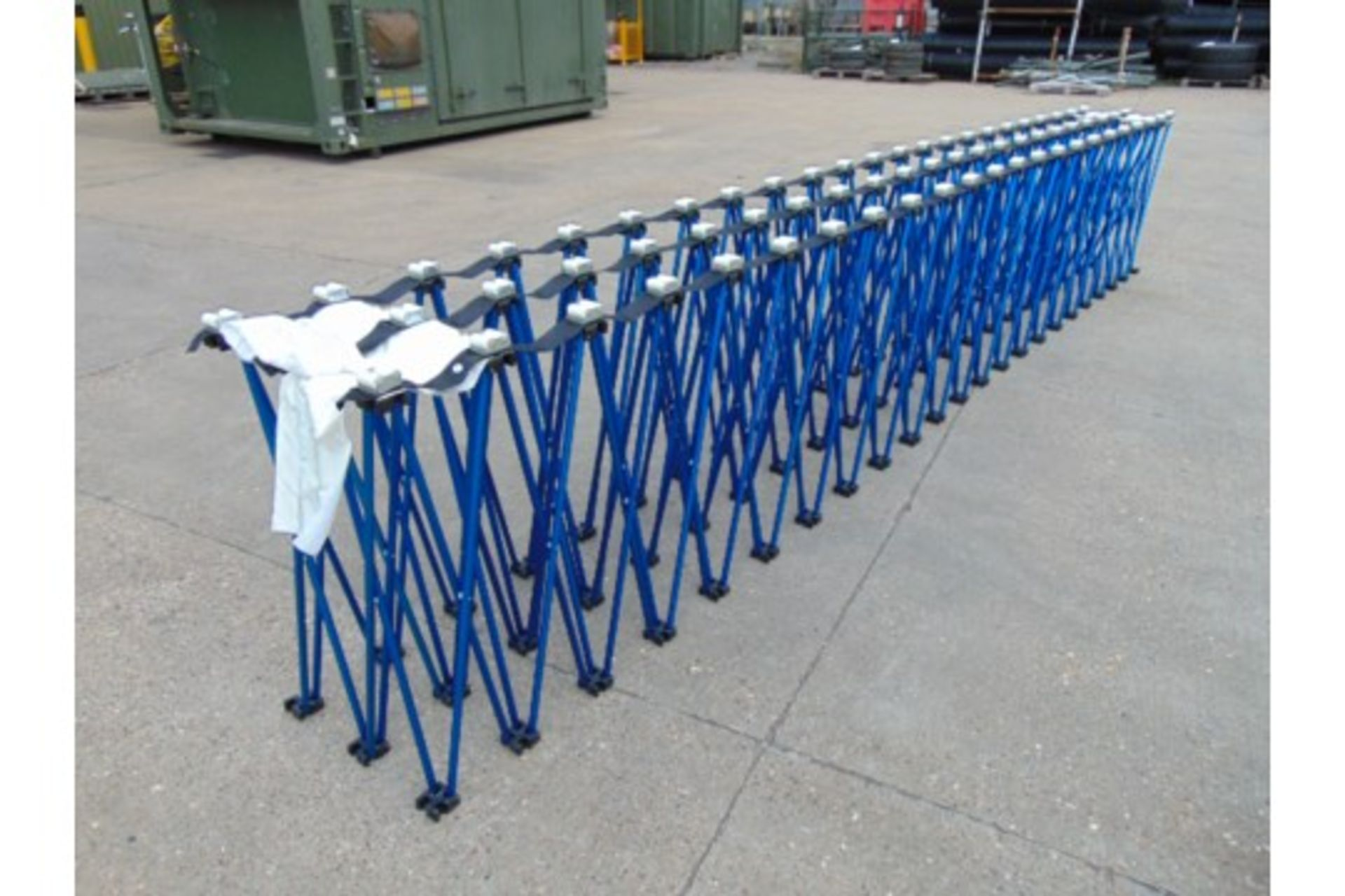 Lot 26621 - MD1 5m Folding Conveyor