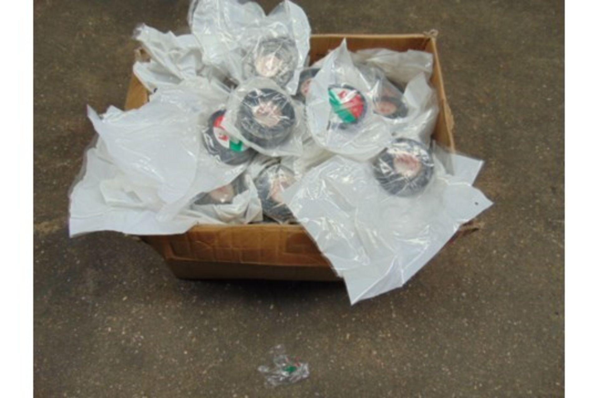 Lot 26570 - 100 x Rolls of Insulation Tape