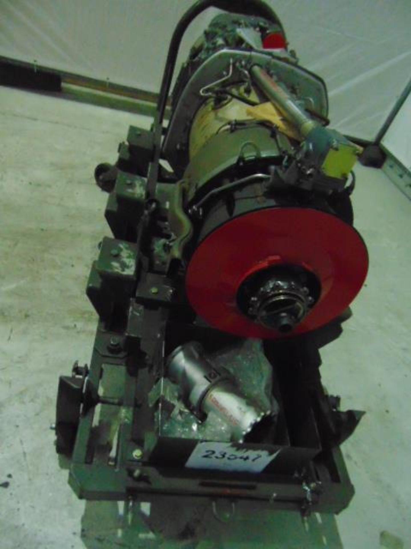 Lot 27339 - Rolls Royce / Turbomeca Turbine 3C4 Jet Engine
