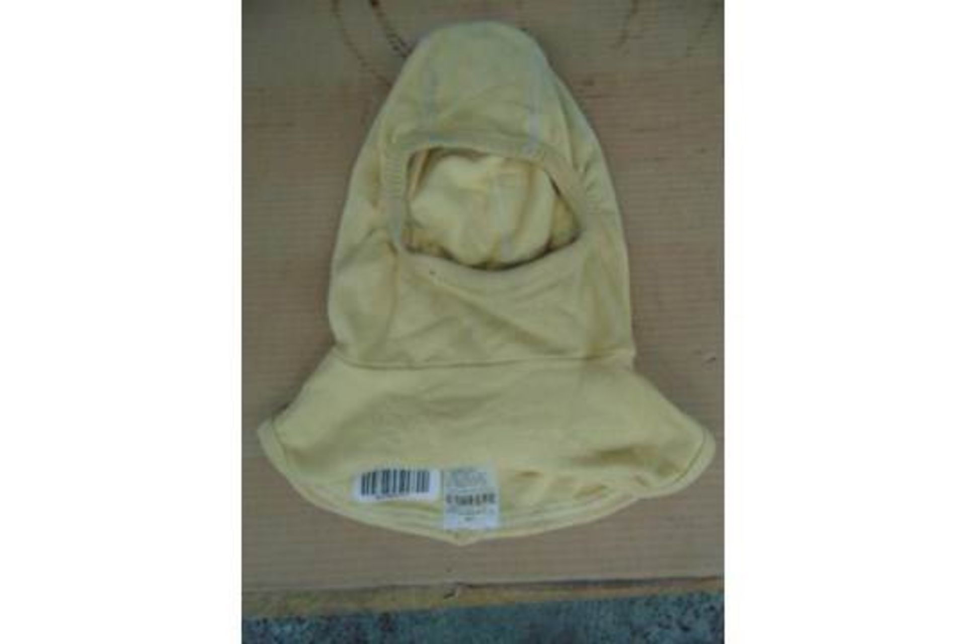 Lot 26798 - 50 x Anti-Flash Hoods