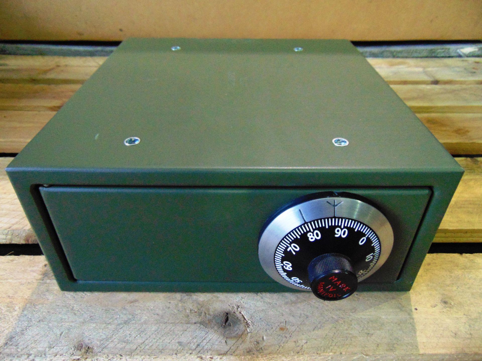 Lot 26831 - Unissued Combination Safe
