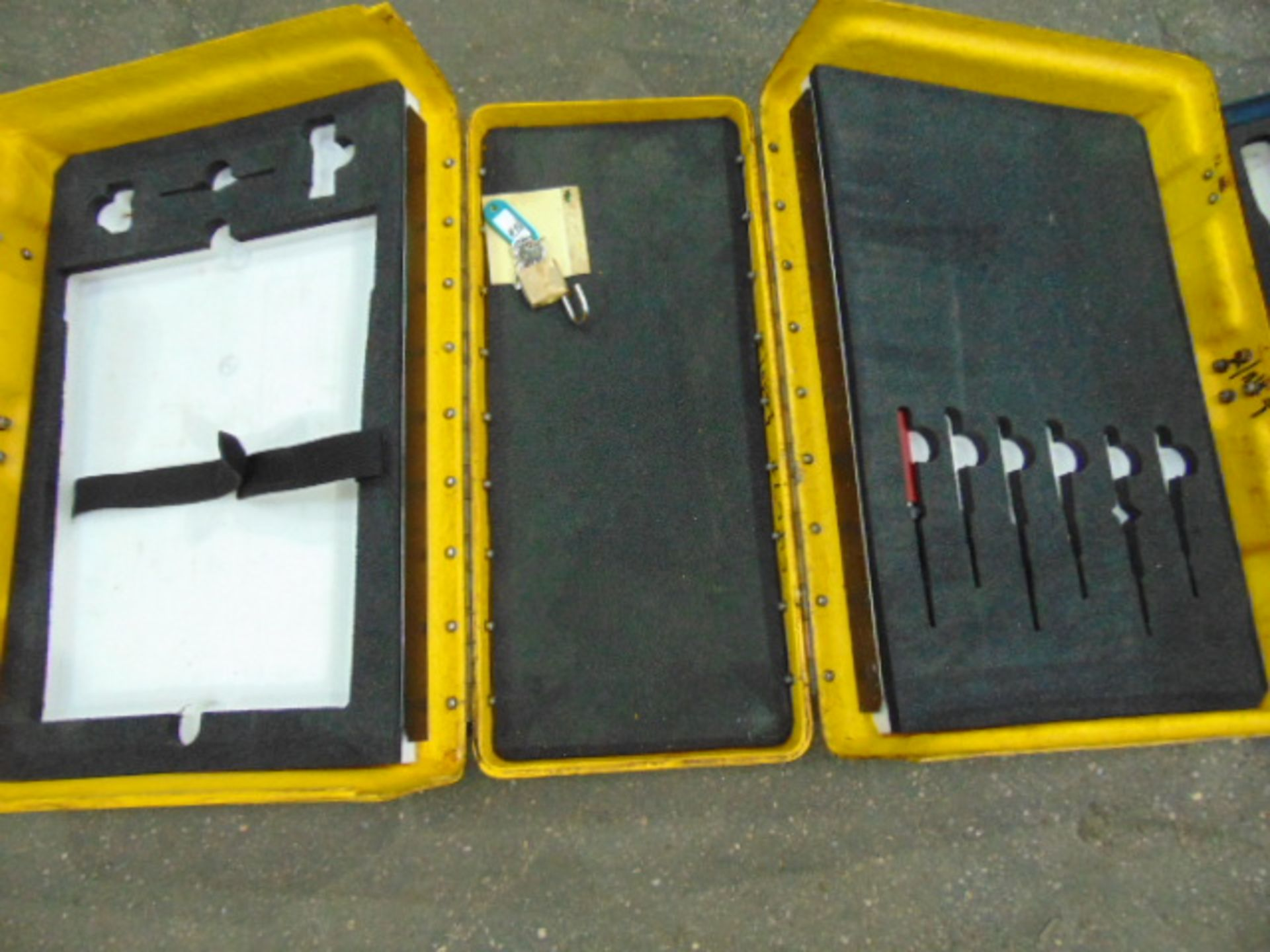 Lot 27347 - Qty 3 x Tool Cases for Specialist Tools