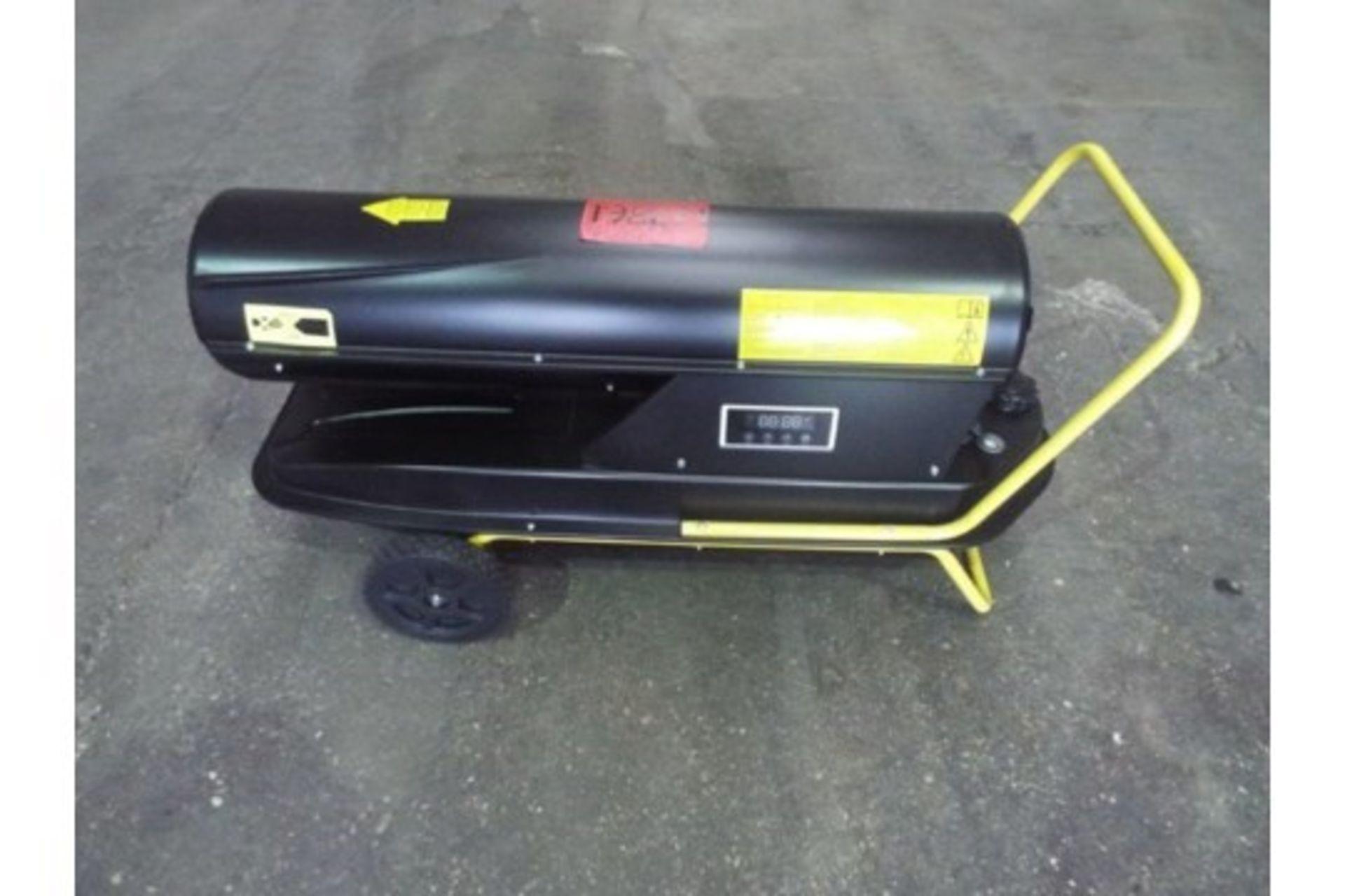 Lot 25864 - ** BRAND NEW ** XDFT-50 Diesel Space Heater
