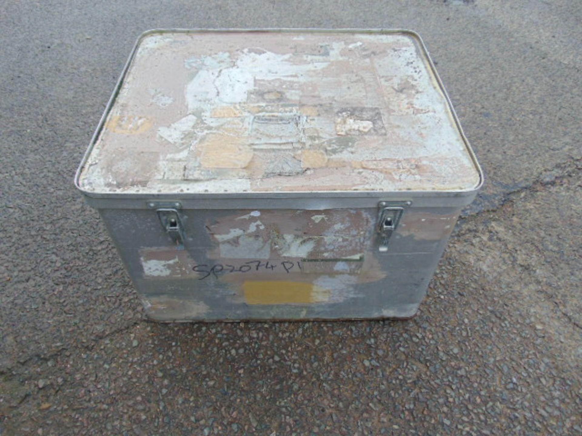 Lot 27225 - Heavy Duty Zarges Style Aluminium Case