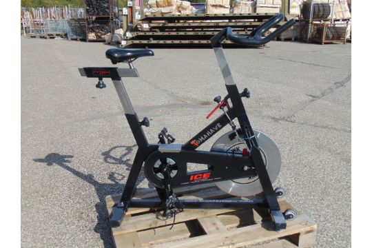 You Are Bidding On A Tomahawk Ice Exercise Spin Bike This