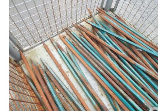 You are bidding on a Stillage of 50 x Heavy Duty Ground