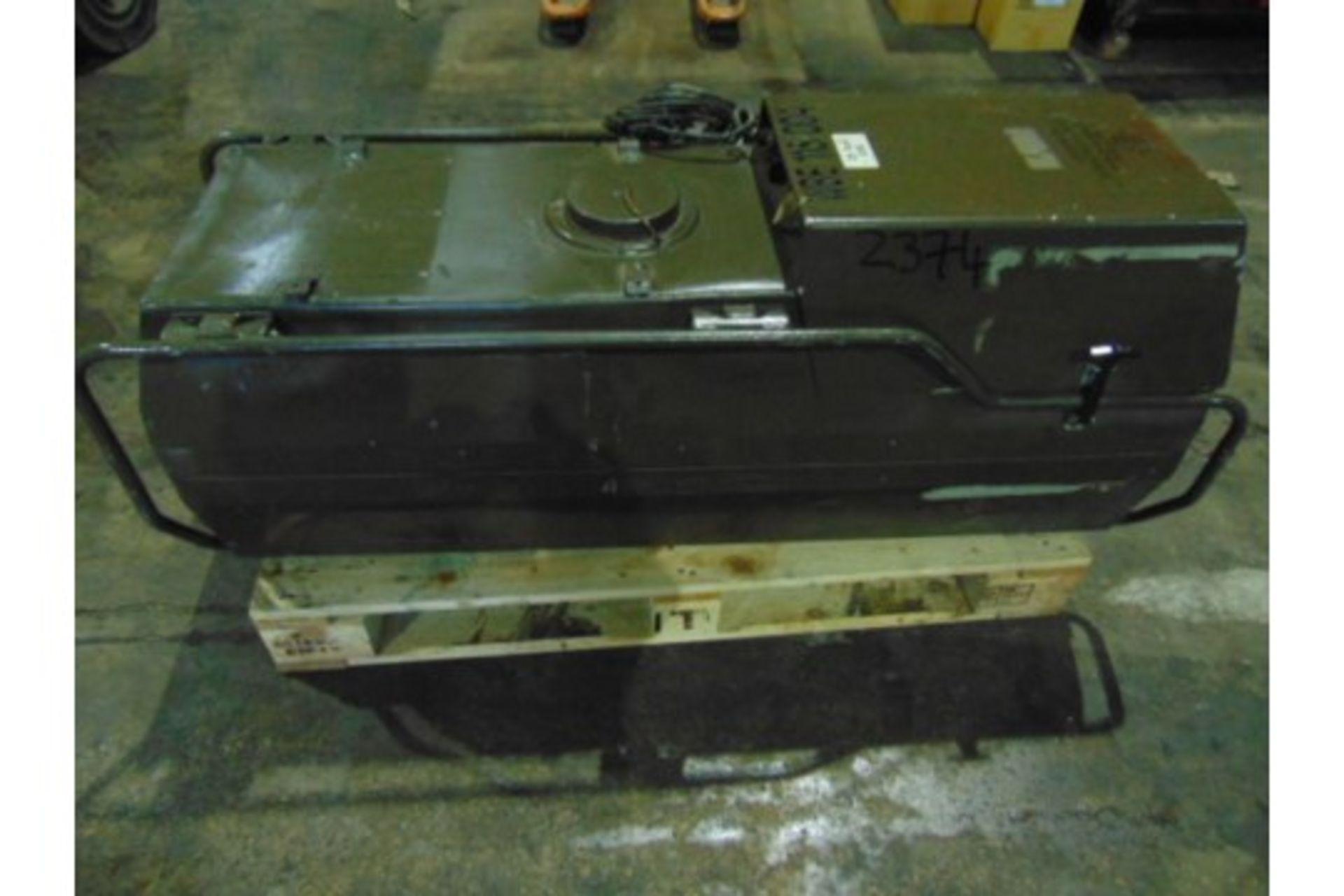 Lot 27217 - Dantherm VA-M 15 Mobile Workshop Heater