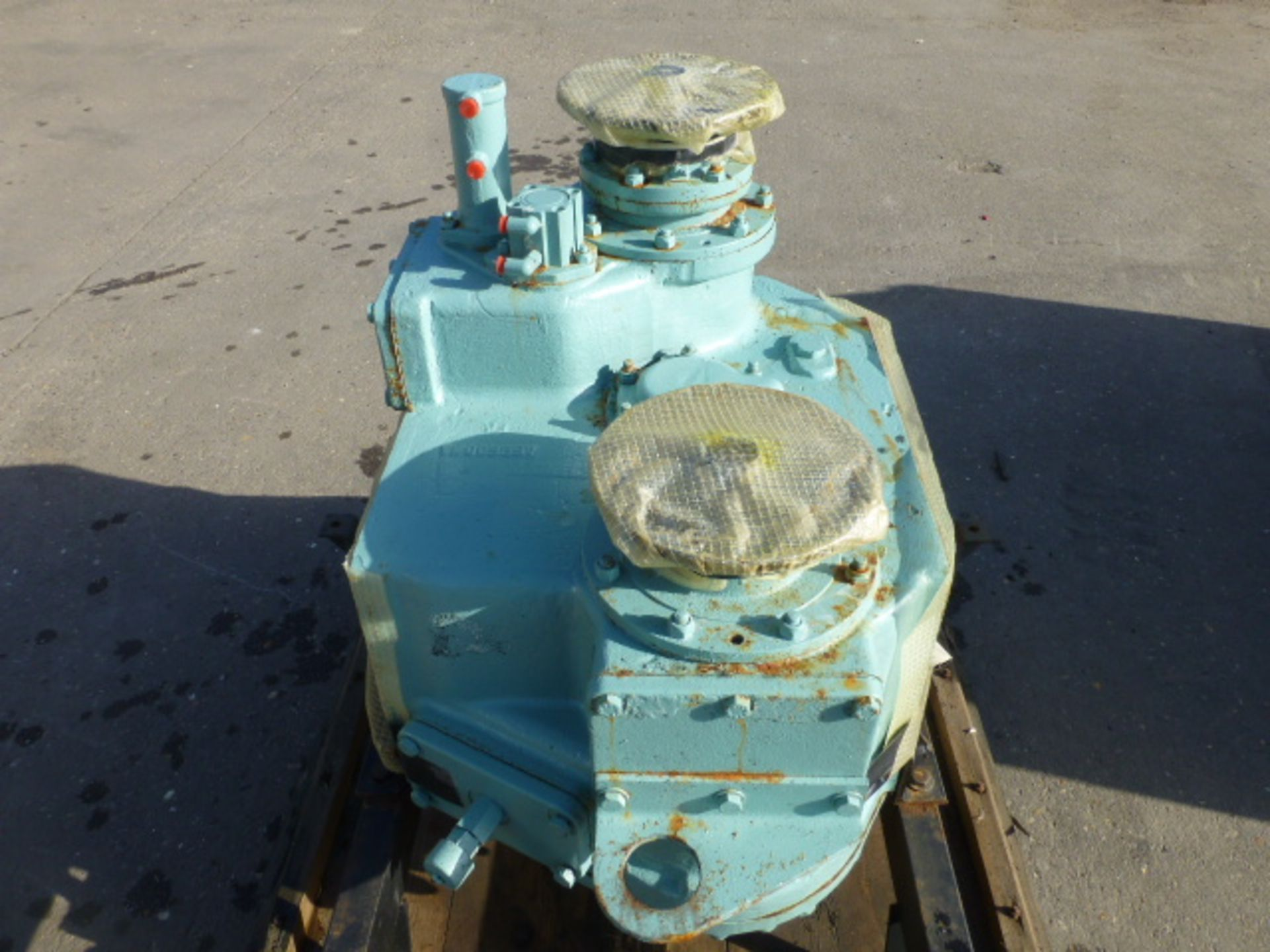 Lot 1139 - Fully Reconditioned Foden Transfer Gearbox