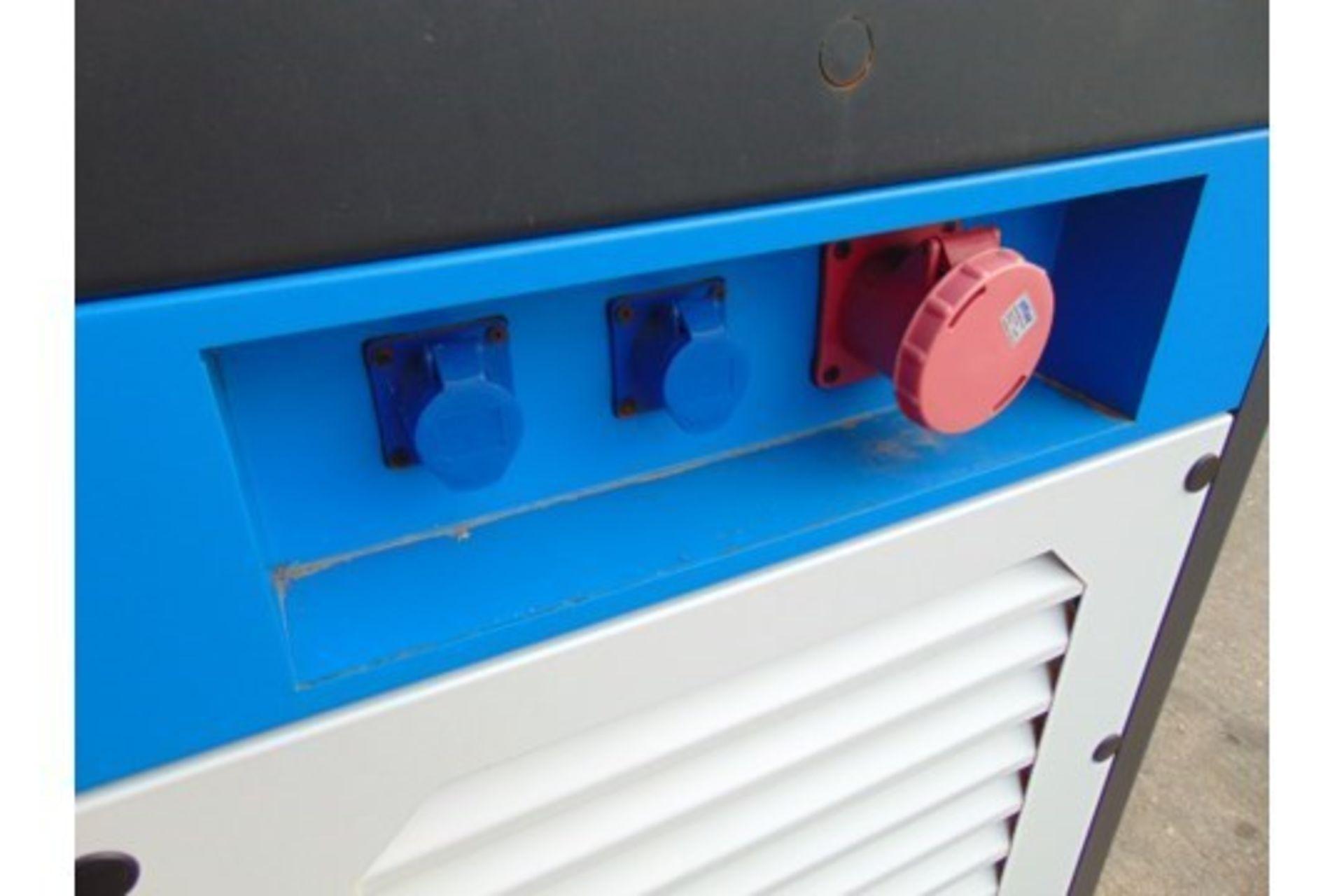 Lot 27350 - UNISSUED 40 KVA 3 Phase Silent Diesel Generator Set