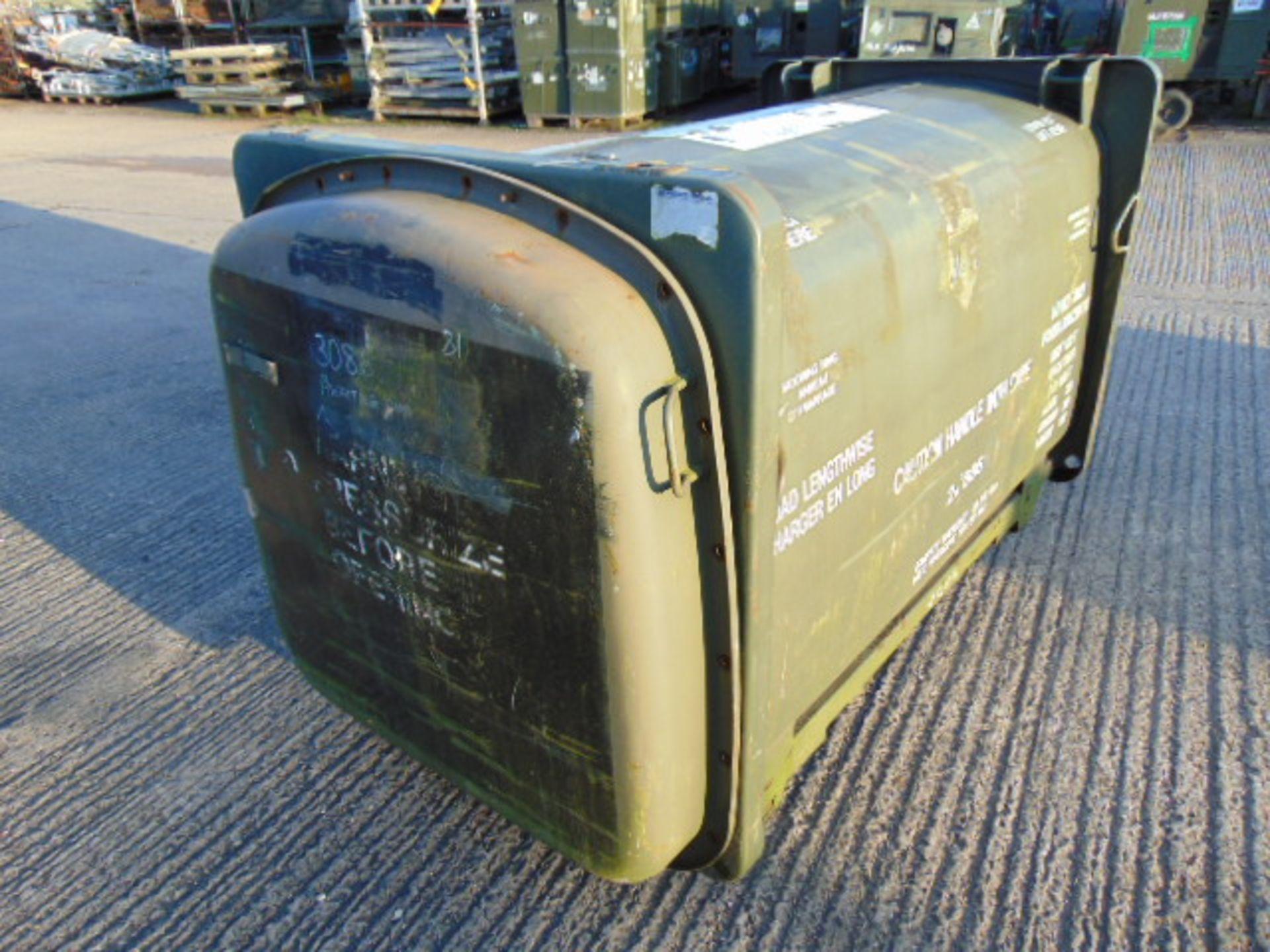 Lot 27332 - Air Transportable Steel Transit Unit