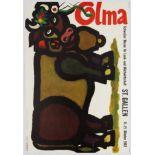 Advertising Poster for Olma, Swiss Fair