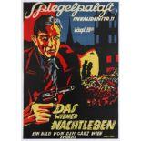 Advertising Poster play Vienna's Nightlife