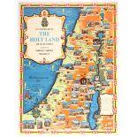 Advertising Poster Israel National Savings