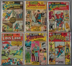 Comic Book Auction
