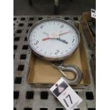 Chatillon 5000 Lb Cap Crane Scale
