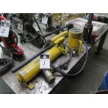 Enerpac Hydraulic Pumps and Rams