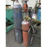 Welding Torch Cart w/ Acces