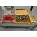 """SPI Pin Gage Set .061"""" - .250"""" Minus and Meyer Pin Gage Set .251"""" - .500"""" Minus, Meyer Pin Gages ."""