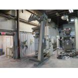 Konig bowl lift, model HK1100/3000L, Sn: 51 0. 0158, mfg 2007, 2,160 LB max. lift capacity, 12'