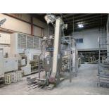 Konig bowl lift, model HK1100/3000L, Sn: 51 0. 0159, mfg 2007, 2,160 LB max. lift capacity, 12'