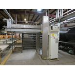 Lot of (2) Marden automatic oven loader/unloaders, model 1500, installed in 2003 and includes 138'
