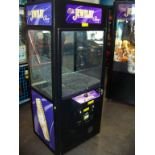 "30"" ICE JEWELRY BOX PLUSH CLAW CRANE MACHINE"