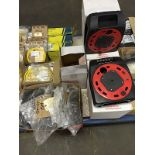 Assorted cabeling/cable reels