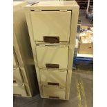 4 Door EDSAL office cabinet (Metal)
