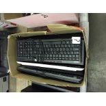 Box of Keyboards