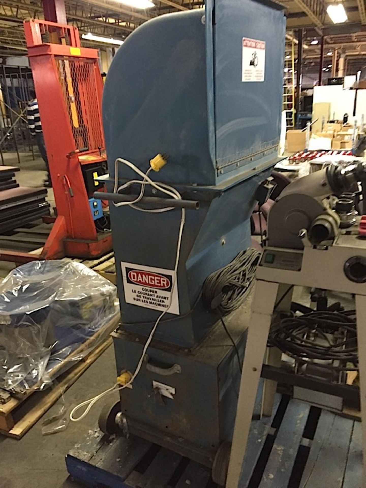 Krendal 425 Insulation blowing machine