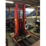 Mahaffy materials lift - 1500lb capacity