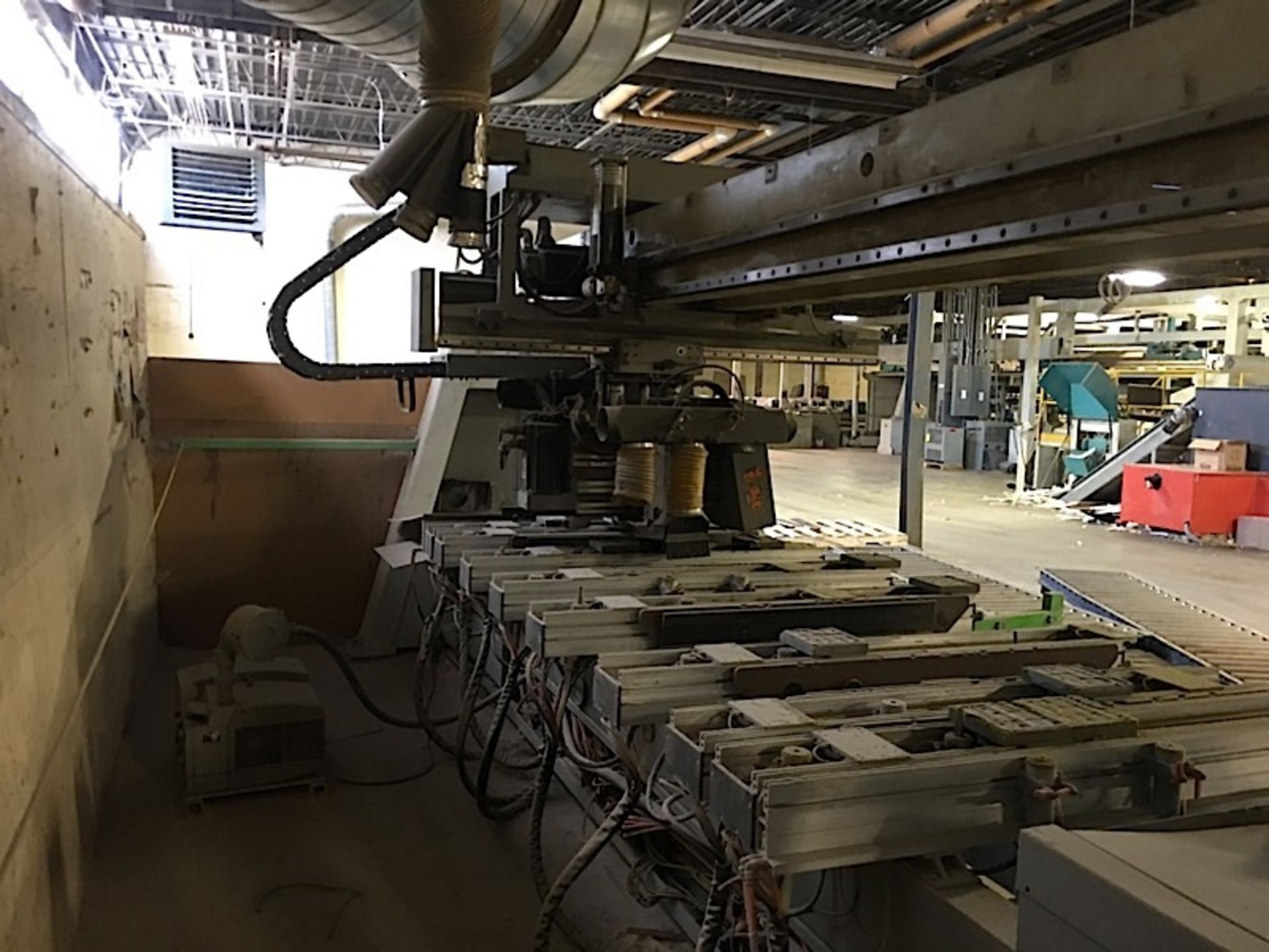 BIESSE (346) CNC POD & RAIL ROUTER - Image 2 of 4