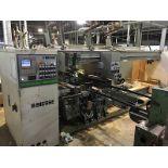 2003 BIESSE (TECHNO) CNC FEED THROUGH BORING MACHINE