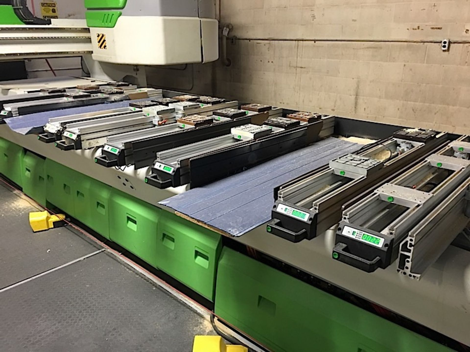 BIESSE (ROVER 27) CNC POD & RAIL ROUTER - Image 4 of 7
