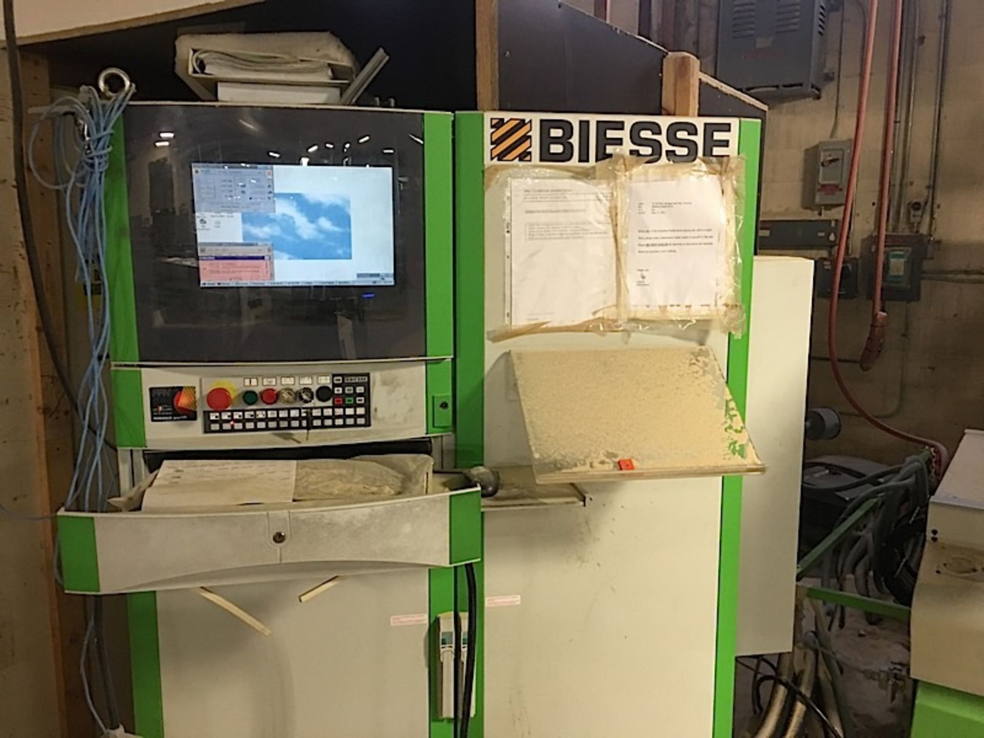 BIESSE (ROVER 27) CNC POD & RAIL ROUTER - Image 2 of 7