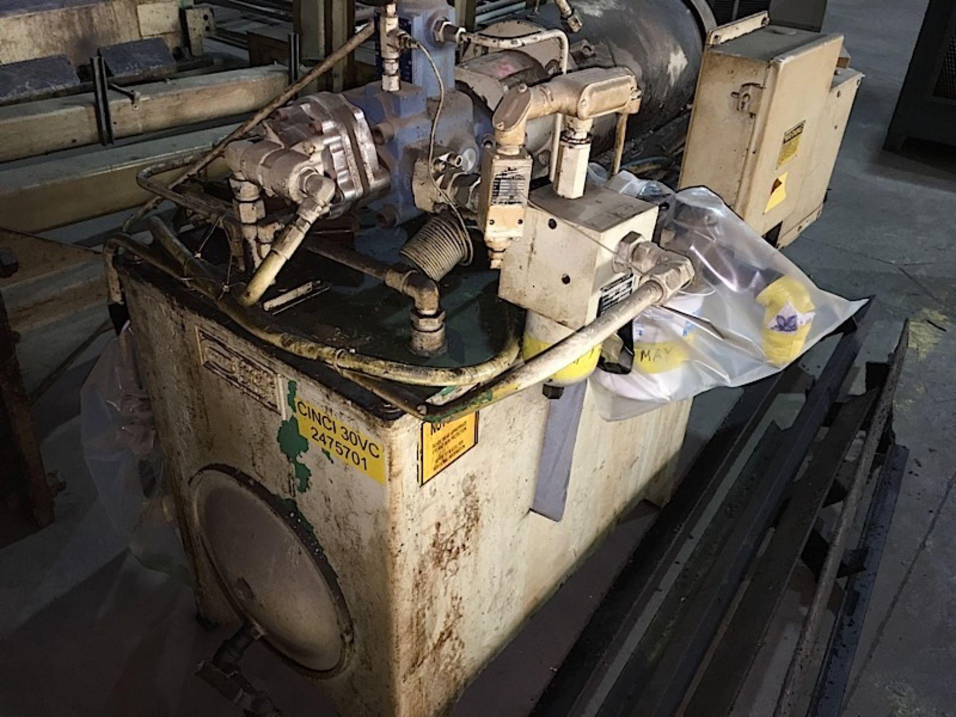 Cincinnati Milacron 30V - Image 4 of 7