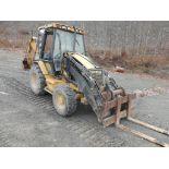Cat 416CIT Backhoe / Loader, 4X4 Drive, S/N 1WR08563