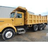 Kenworth C500 Dump Truck, Tri-Axle Dump