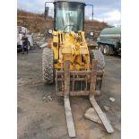 New Holland Wheel Loader LW90, 8,166 Hrs, Engine Type 8045.25.291, S/N ZEF00LW9000601215