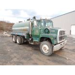 Ford L8000 Water Truck, 1988 Year, 459,222 Miles, Vin 1FDYW80UTJVA16375