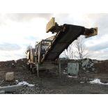 Lippman 30 X 48 Crushing Plant, 200 HP, 460/480 V, S/N 2007-05-84