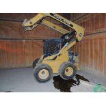 John Deere 280 Skid Steer, S/N KV0280A480058