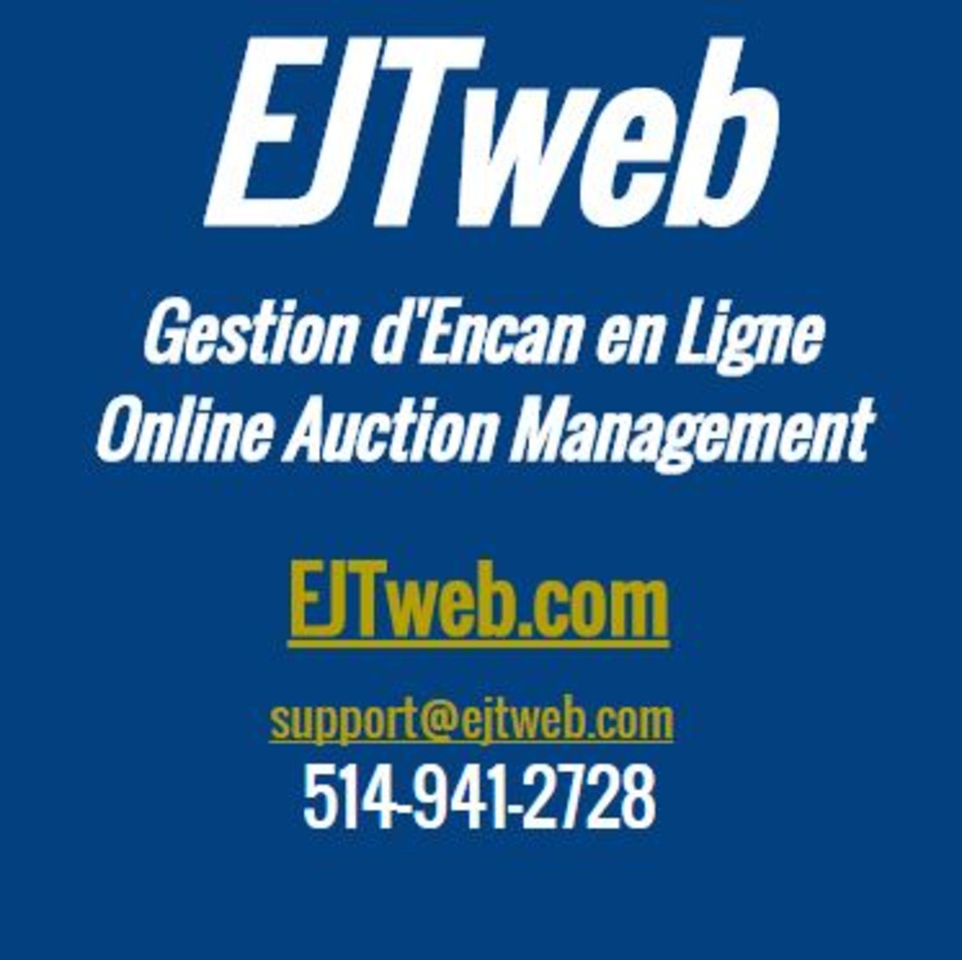 CONTACT US FOR REGISTRATION, BIDDING OR TRANSLATION ASSISTANCE * Contactez nous pour assistance