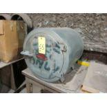 DRY ROD ELECTRODE OVEN, PHOENIX MDL. 1513, Type 300, 1,000 watt