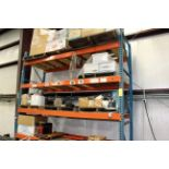 """PALLET RACK SECTION, 12"""" x 12"""" x 3-1/2"""""""