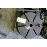 """ROTARY TABLE, 24"""""""